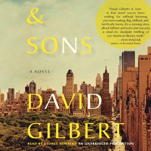 And Sons audiobook cover art