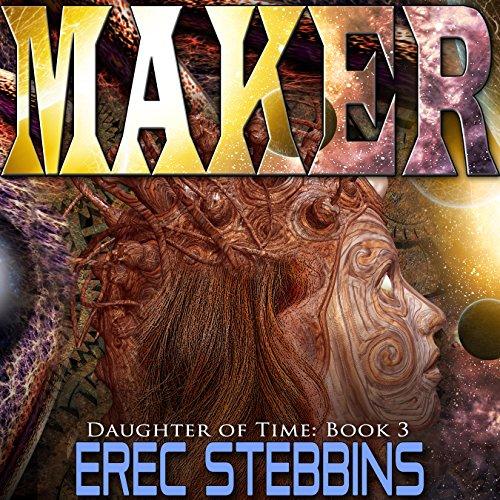 Maker audiobook cover art