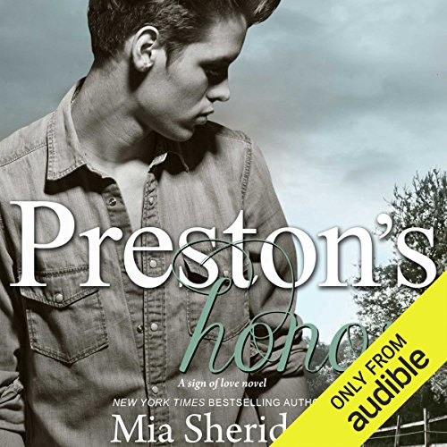 Preston's Honor audiobook cover art