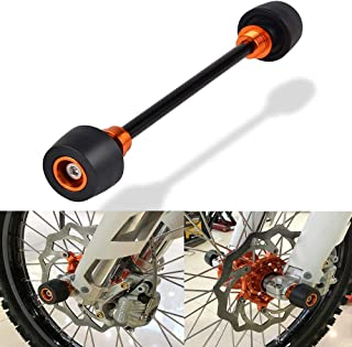 Motorcycle 22Mm Front Axle Slider Fork Protector Guard For Ktm 125 150 250 300 350 450 500 Sx Sxf Xc Xcf Xcw Excf Six Days
