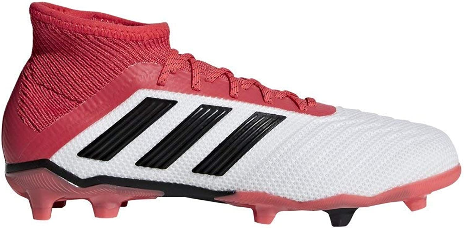 Adidas Predator 18.1 Kid's Firm Ground Soccer Cleats (3.5)