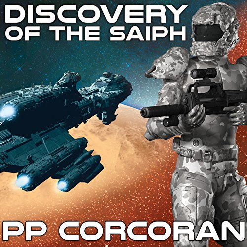 Discovery of the Saiph audiobook cover art