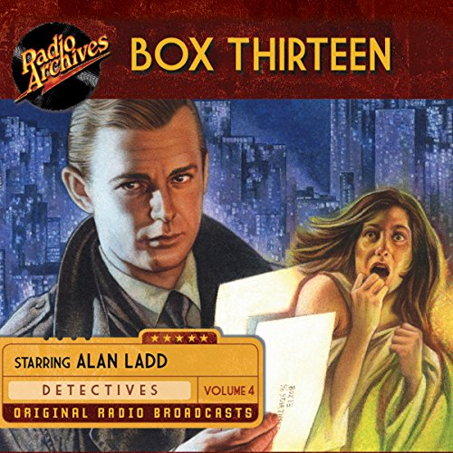 Box Thirteen, Volume 4 audiobook cover art