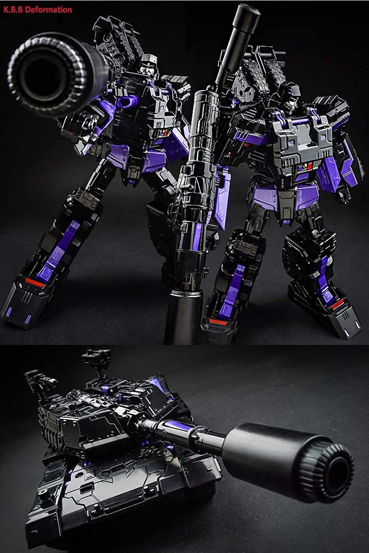Generation Transformation Toy G1 Megatron Emperor of Destruction Action Figure Xmas Robot Model Megatron