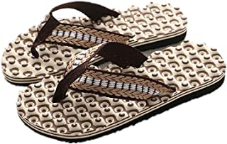 Super explosion Mens Lightweight Flip Flops Non Slip Beach Sandals