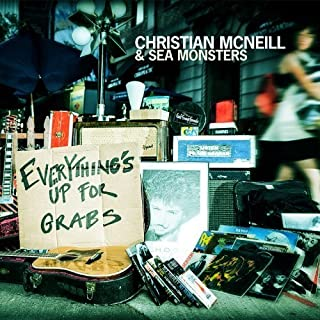 Everything's Up for Grabs by Christian Mcneill (2013-05-04)