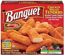 banquet boneless chicken