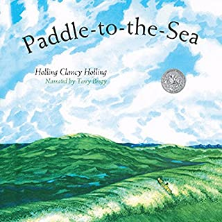Paddle-to-the-Sea audiobook cover art