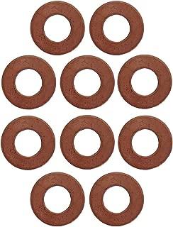 376091X1 Ten Copper Injector Washers for Massey Ferguson MF65 MF133 3/8