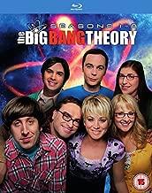 The Big Bang Theory - Season 1-8 Region Free  UK