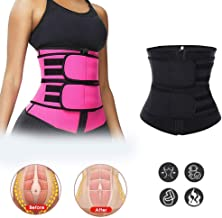 JCGJ SweatFIT Adjustable Waist Slimming Trimmer, Invisible Height Lift Heel pad Sock Liners Increase Insole.