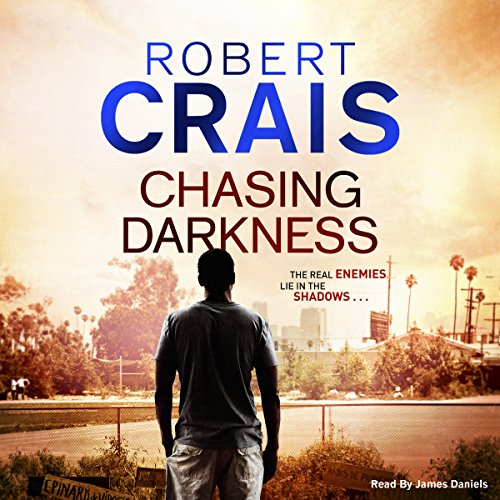 Chasing Darkness audiobook cover art