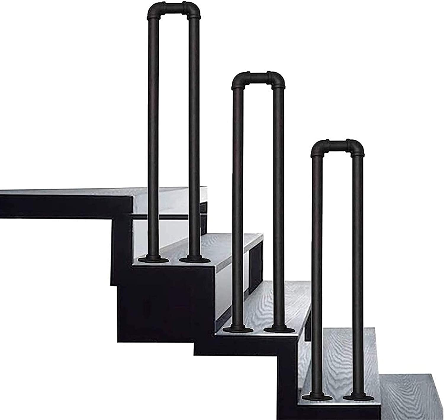 WMMING Handrail for Ranking TOP8 unisex Stair 35cm-100cm U-Shaped Professional 1-St