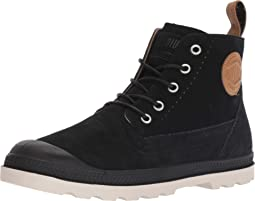 Pampa LDN LP Mid Suede