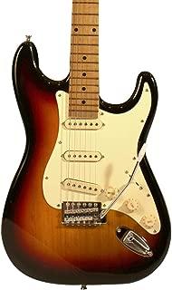 Sawtooth ST-ES-SBVC Sunburst Electric Guitar with Vintage White Pickguard