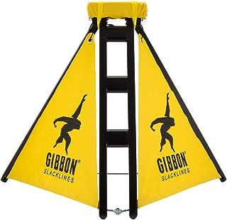 [ ギボン ] Gibbon スラックライン インディペンデンスキット クラシック INDEPENDENCE KIT CLASSIC セット 15m ライン フレーム スクリュー 16118 [並行輸入品]