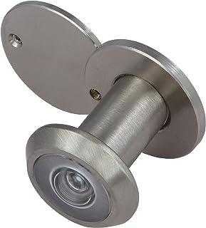 AMIG Deurspion 2 diameter 14 voor 25-42 mm dply messing, chroom
