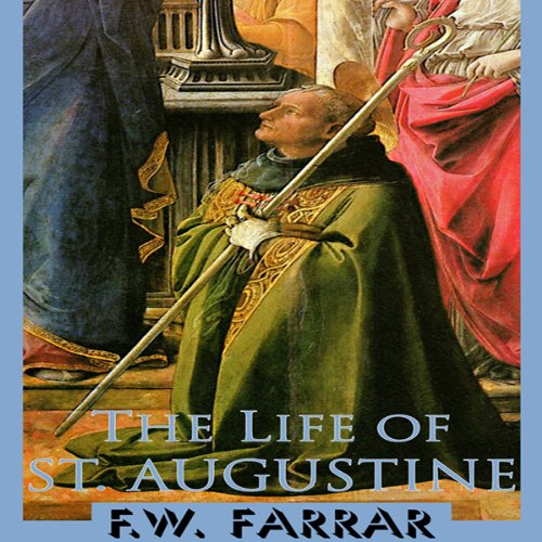 The Life of St. Augustine copertina