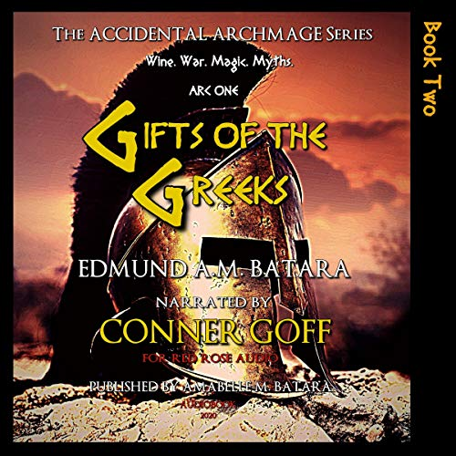 Gifts of the Greeks cover art
