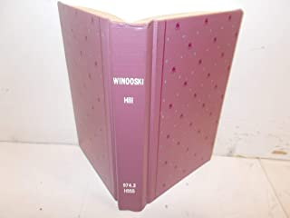 The Winooski: Heartway of Vermont (Rivers of America Series)