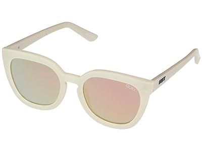 QUAY AUSTRALIA Noosa (Pearl/Rose) Fashion Sunglasses