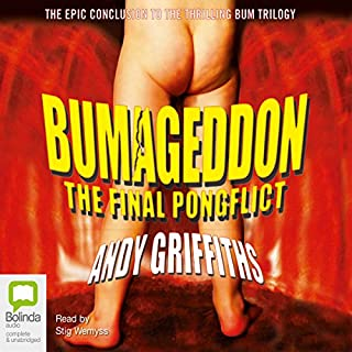 Bumageddon cover art
