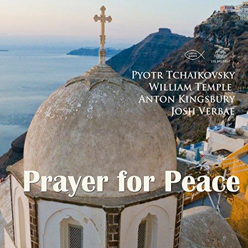 Prayer for Peace audiobook cover art