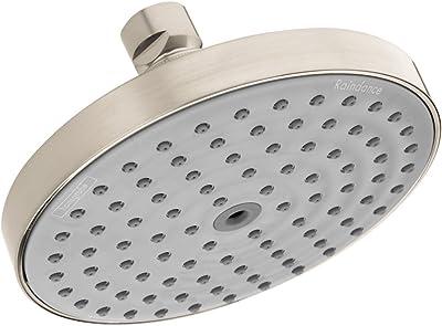 Rain Air Infusion with Airpower with QuickClean in Chrome 26469001 hansgrohe Raindance Select S 10-inch Showerhead Premium Modern 2-Spray RainAir