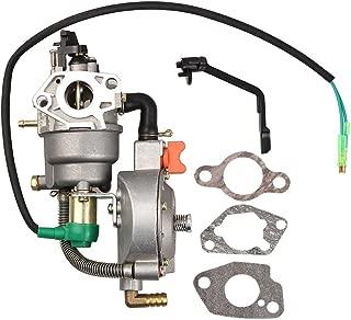 Lumix GC Dual Fuel LPG Conversion Kit Auto Carburetor For Honda Gx420 Motors Engine 15HP