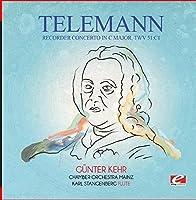 Recorder Concerto in C Major Twv 51: C1