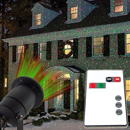 Waterproof IP65 Atlanta Mall Green All items free shipping and Red Multi-mode Star Show Project Laser