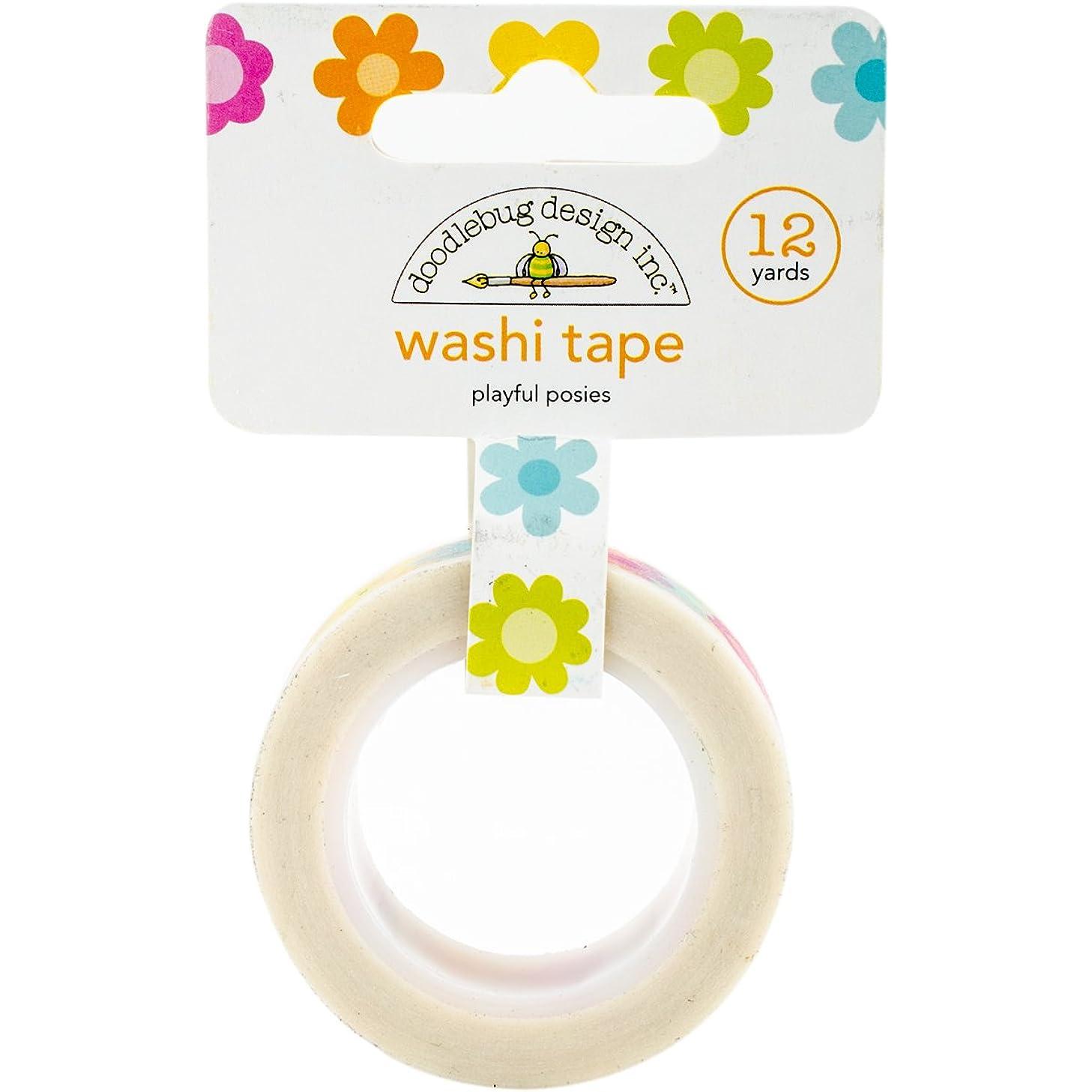 DOODLEBUG 4989 Washi Tape, 15mm x 12yd