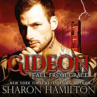 Gideon: Heavenly Fall audiobook cover art