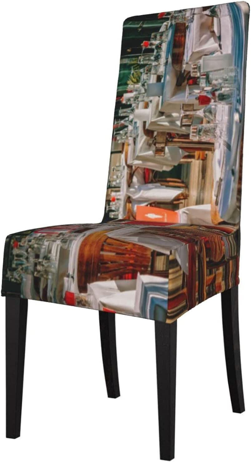 Dining Room Boston Mall Chair Cover Spandex San Jose Mall Wa Removable and Stretch Fabric
