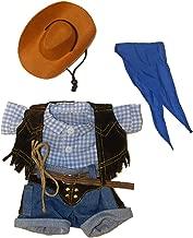 build a bear cowboy outfit