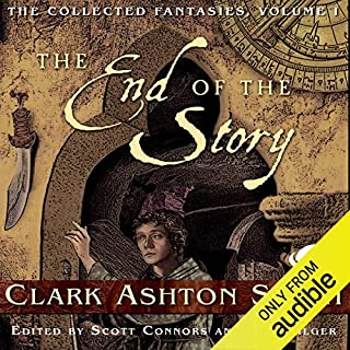 The End of the Story audiobook cover art