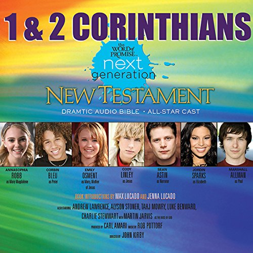 (30) 1,2 Corinthians, The Word of Promise Next Generation Audio Bible cover art