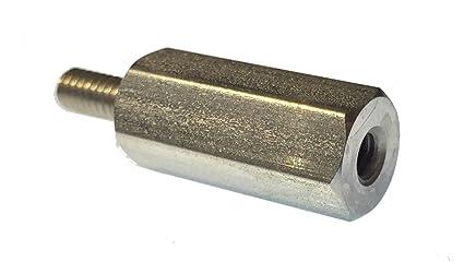 Durchmesser 18mm ELESA Rändelschraube M5x12mm