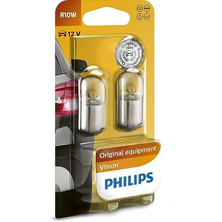 Philips 12814b2 Vision R10w Signallampe 2er Blister Auto