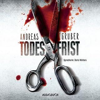 Todesfrist (Sneijder & Nemez 1) Titelbild