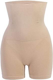 Women Body Shaping High Waist Pants Womens Breathable Trigonometric Panties Slim Seamless Shaping Pants Underwear,Size L