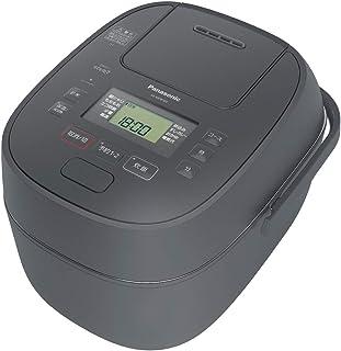 パナソニック 炊飯器 5.5合 可変圧力IH式 おどり炊き グレー SR-MPB100-H