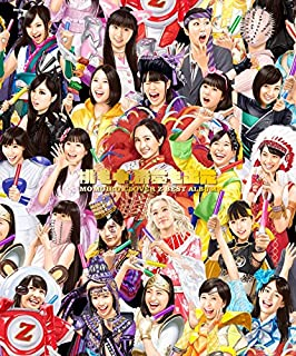 "【Amazon.co.jp限定】MOMOIRO CLOVER Z BEST ALBUM 「桃も十、番茶も出花」<初回限定 - モノノフパック -> 「ももクロ10周年 メモリアルヒストリー ""MCZ SOUND&LIVE RELEASE CHRONOLOGY 2008-2018""付き」"