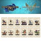 12PCS Monster Hunter Stories 2: Wings of Ruin Amiibo...