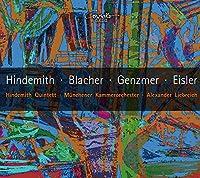 Hindemith/Blacher/Genzmer/Eisl