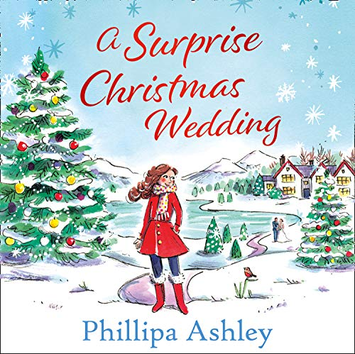 A Surprise Christmas Wedding cover art