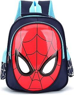 Goodern 3-6 Year kids Bags School Bags For Boys Spiderman Waterproof Backpacks Child Spiderman Book bag Kids Shoulder Bag ...