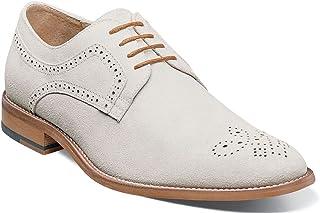 Stacy Adams Men's Dunstan Chalk Suede Shoe