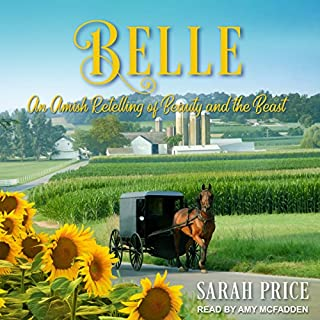 Belle: An Amish Retelling of Beauty and the Beast audiobook cover art