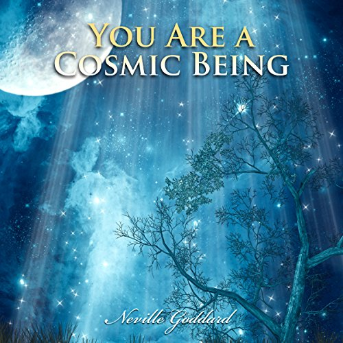You Are a Cosmic Being audiobook cover art
